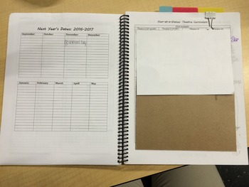 Make Your Own Lesson Plan Book