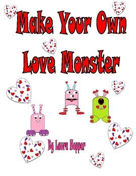 Make Your Own Love Monster