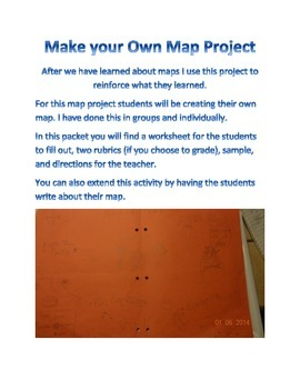 Make Your Own Map Project