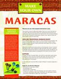 Latin-American Intruments - Make Your Own Maracas