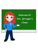 Make Your Own Personalized Teacher Chibi Character!