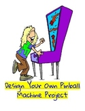 Make Your Own Pinball Machine Engineering Project