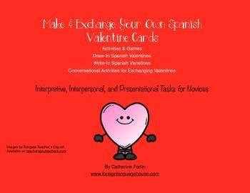 Make Your Own Spanish Valentines!