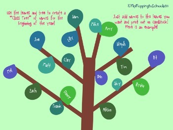 Make Your Own Tree Clipart for Personal and Commercial Use