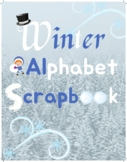 Make Your Own Winter Alphabet Scrapbook