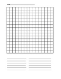 Make Your Own Word Search Template