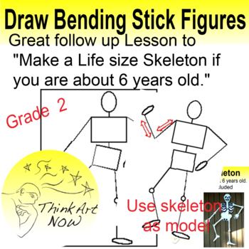 Make Your Stick Figures Bend