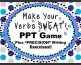 GAME: Make Your Verbs Sweat! Vocabulary Booster with Activ