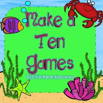 Make a 10 Games