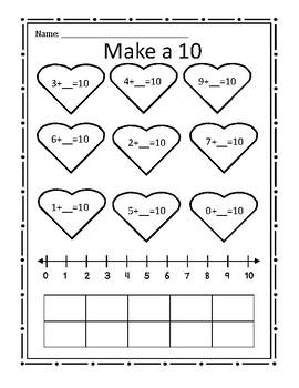 Make a 10