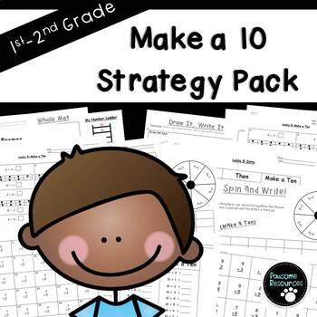 Make a 10 Fact Pack-EDITABLE!