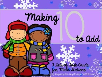 Make a 10 Math Station