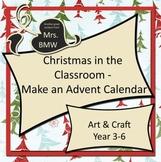 Make a Christmas Advent Calendar - Art & Craft Christmas Activity