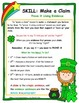 Make a Claim ~ St. Patrick's Day