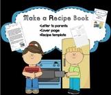 Make a Class Recipe Book