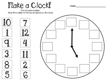 Make a Clock!