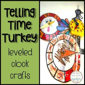 Make a Clock - Turkey