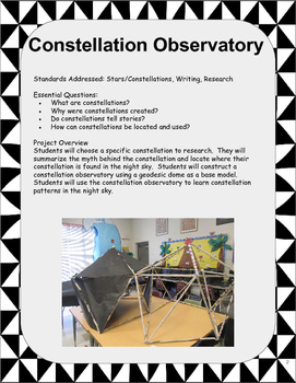 Make a Constellation Observatory