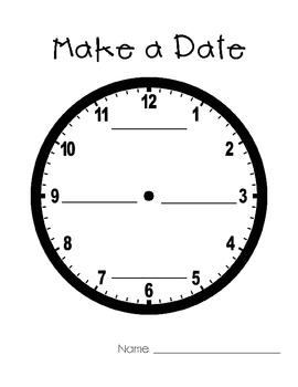 Make a Date - Partner Work Management Tool