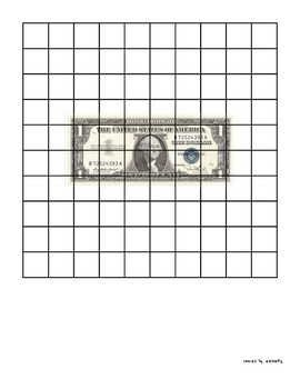 Make a Dollar Puzzle & Coin Resource Chart