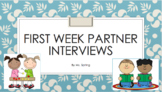 Make a Friend Partner Interview