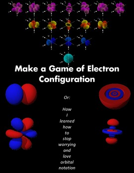 Make a Game of Electron Configuration!