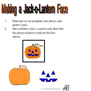 Make a Jackolantern Face