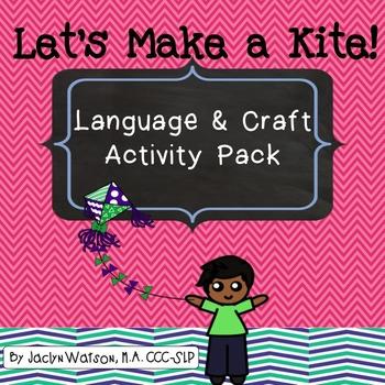Make a Kite: Language and Craft Activities