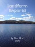 Make a Landform Report!