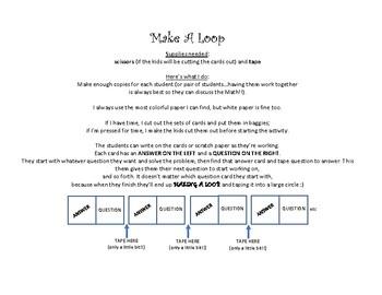 Make a Loop: Solving Inequalities