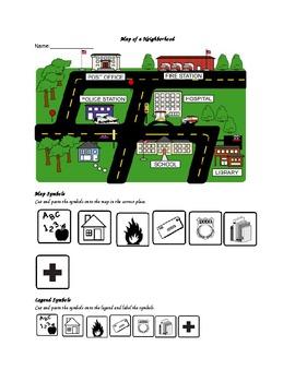 Make a Map of a Neighborhood