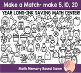 Make a Match- Make 5, 10, 20- YEAR LONG Theming
