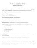 Make a Math Game - Final Project