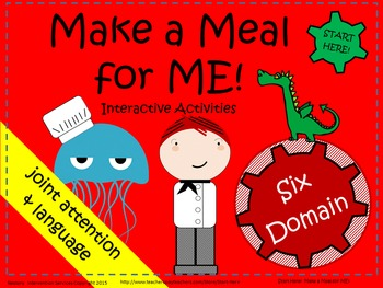 Speech Work - Make a Meal for ME!