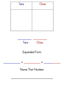 Make a Model: Place Value