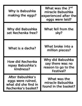 Make a Monkey: Rechenka's Eggs by Patricia Polacco