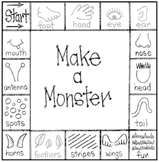 Make-a-Monster Activity