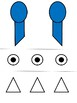 Make a Monster Halloween Cut and Paste Template