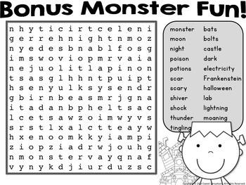 Frankenstein Monster Craft