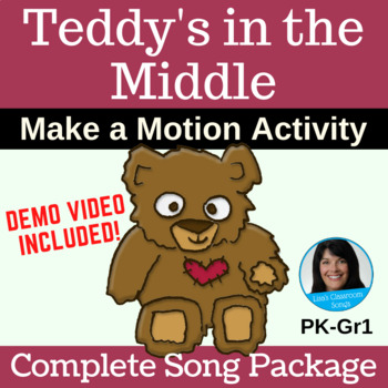 """Make a Motion Circle Game 