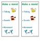 Envisioning Reading Comprehension Bookmark