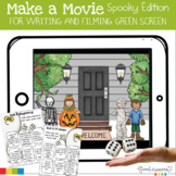 Make a Movie- Spooky Themed for Green Screen