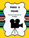 Make a Movie - Teach Your Class Multiplication