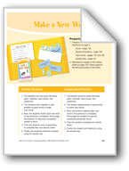 Make a New Word (Prefixes)
