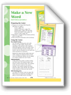 Make a New Word (Prefixes and Suffixes)