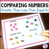 Make a Number Math Center