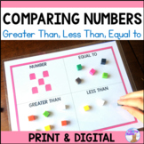 Make a Number Math Center