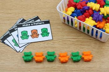 Make a Pattern Task Cards