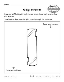 Make a Periscope (Light, Heat, Electricity, & Magnetism)