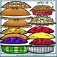 Make a Pie Clip Art Set - Chirp Graphics